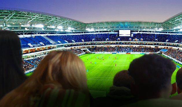 Твой домашний стадион: на что способны телевизоры LG OLED. Реклама