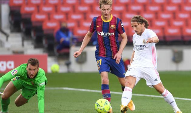 Барселона реал мадрид матч за 3 место