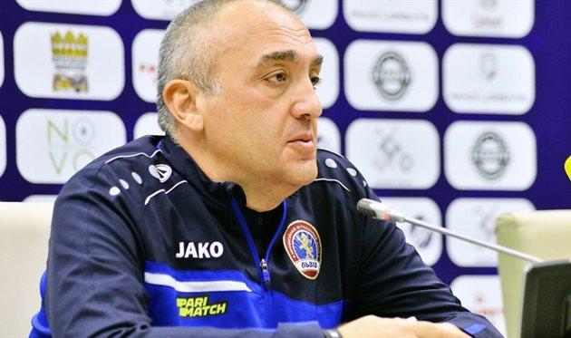 Георгий Цецадзе, СК Днепр-1