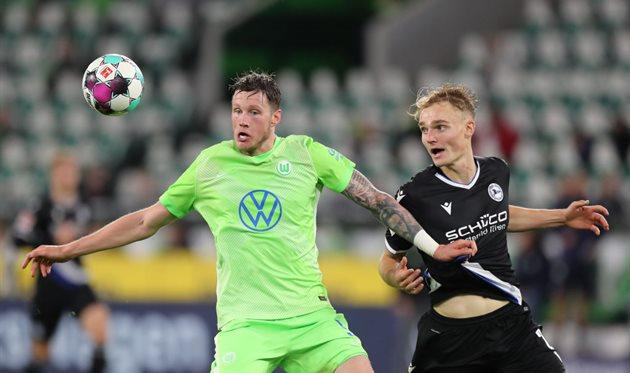 Футбол бавария и вольфсбург, 25 октября