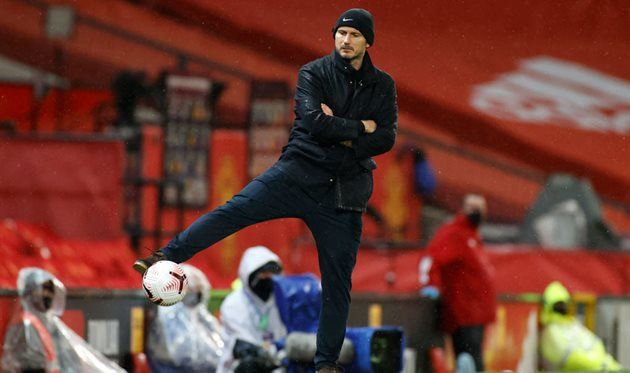 Лампард: Меня меньше всего беспокоит игра Челси в атаке