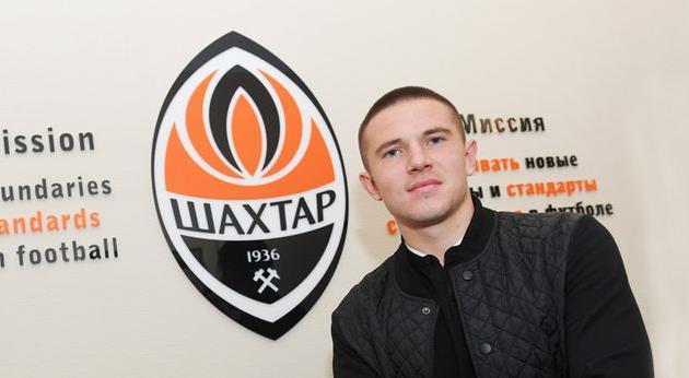 Виктор Корниенко, фото ФК Шахтер Донецк