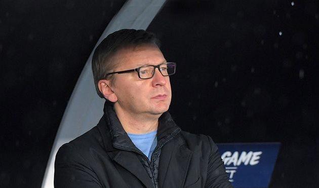 Сергей Палкин, фото ФК Шахтер
