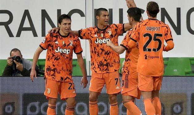 Футболисты Ювентуса, Getty Images