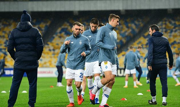 Шесть игроков Динамо и ассистент Луческу заболели коронавирусом
