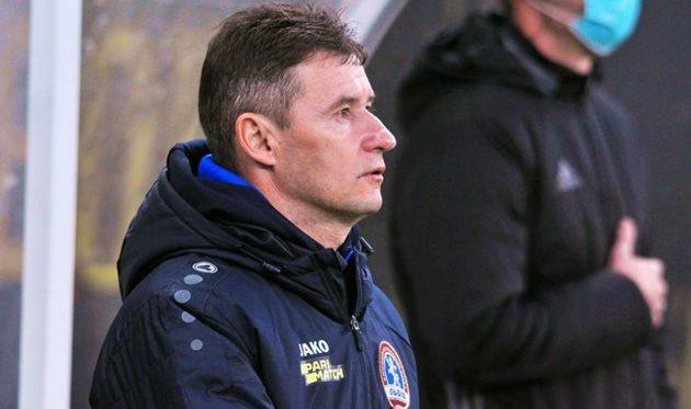 Виталий Шумский, фото ПФК Львов