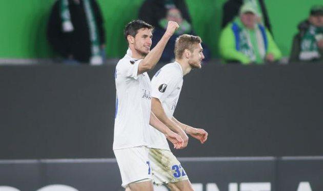 Яремчук — лучший игрок чемпионата Бельгии в октябре