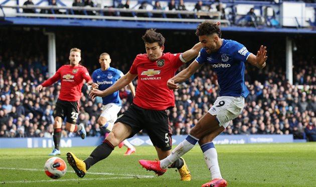 Эвертон - Манчестер Юнайтед, Getty Images