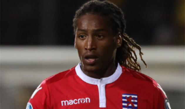 Жерсон Родригес получил вызов в сборную Люксембурга
