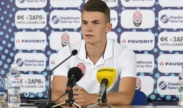 Владислав Кочергин, ФК Заря