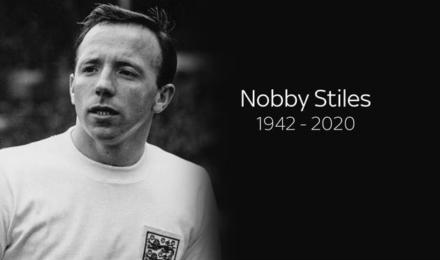 История монстра английского футбола 60-х, державшего всех в страхе: памяти Нобби Стайлза