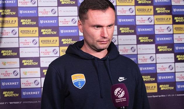 Остап Маркевич, фото ФК Олимпик