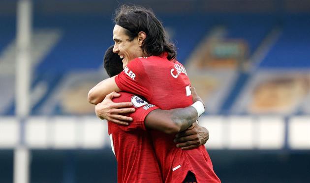 Эвертон — Манчестер Юнайтед 1:3 Видео голов и обзор матча