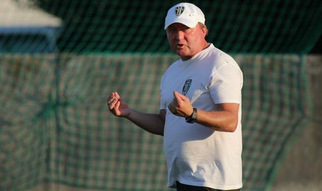 Владимир Шаран, фото ФК Александрия