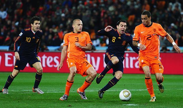 Нидерланды — Испания. Финал ЧМ-2010, Фото: Getty Images