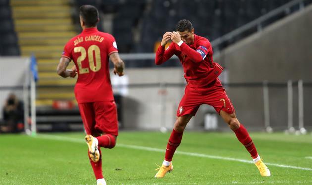 ТМ: Португалия забила семь Андорре, Франция умудрилась проиграть финам, Швейцария уступила Бельгии и другие игры
