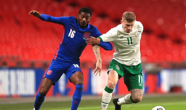 Англия — Ирландия 3:0 Видео голов и обзор матча