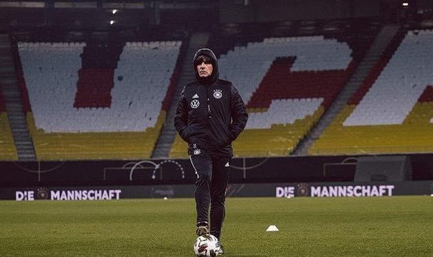 Йоахим Лев, фото Немецкого футбольного союза