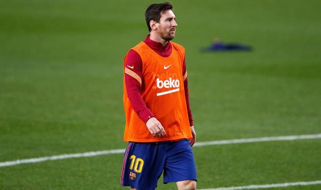 Месси получит от Барселоны внушительный бонус
