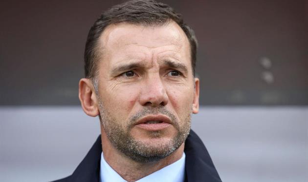 Шевченко: У сборной Украины есть возможность довызвать игроков