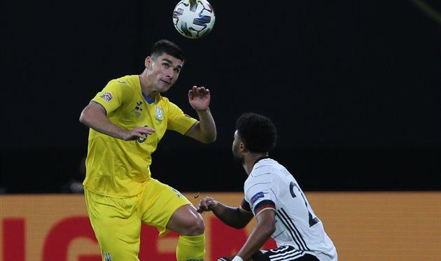 Малиновский: Не думаю, что есть кого винить, сборная Украины сыграла неплохо