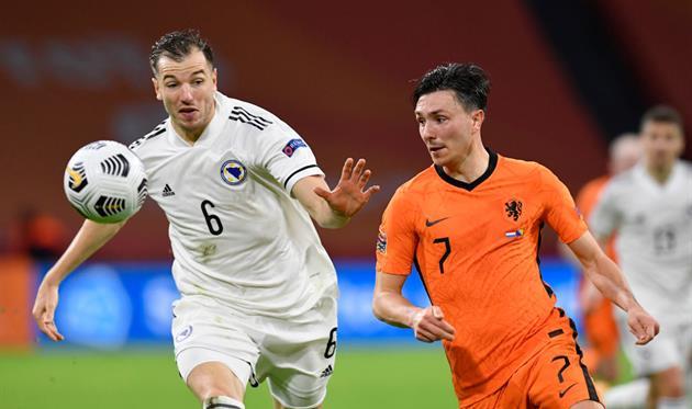 Нидерланды — Босния и Герцеговина 3:1 Видео голов и обзор матча