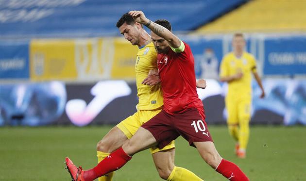 Украина - Швейцария, УАФ