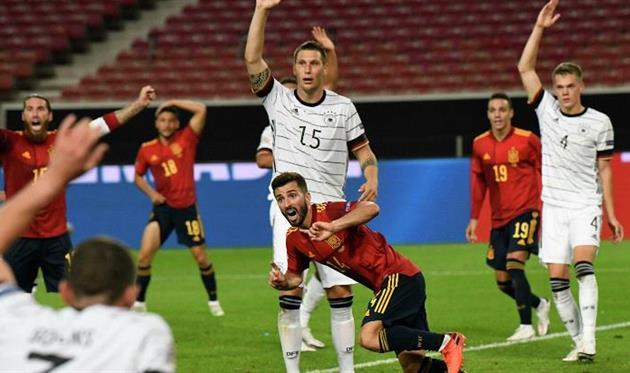 Испания - Германия, Getty Images