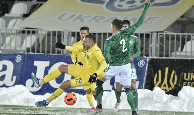 Украина U-21 — Северная Ирландия U-21 3:0 Видео голов и обзор матча