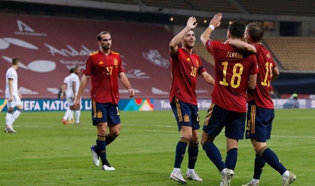 Испания — второй участник финального турнира Лиги наций