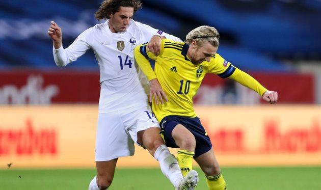 Франция выбила Швецию во второй дивизион