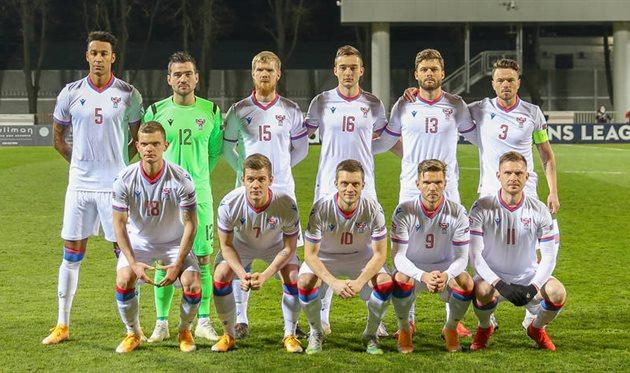 Фарерские острова и Гибралтар завоевали путевки в дивизион С Лиги наций