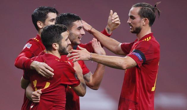 Испания — Германия, Getty Images