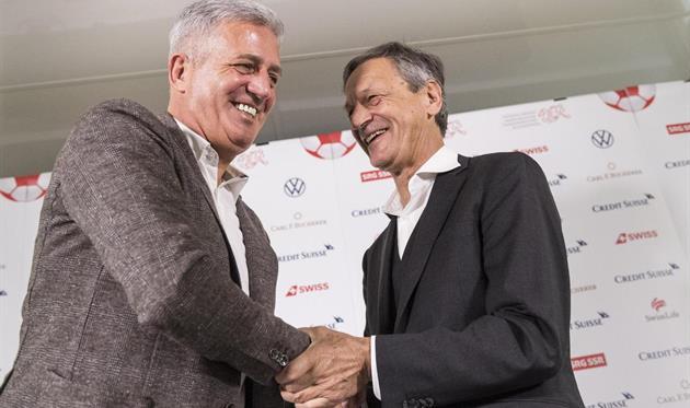 Президент Швейцарского футбольного союза: Невозможно сыграть с Украиной в 2021 году