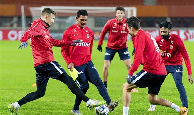 норвежские игроки, twitter.com/nff_landslag