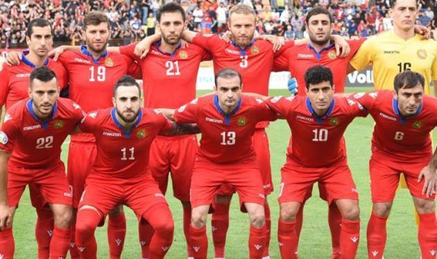 Лига наций: Армения вышла в Лигу B, Эстония отправляется в плей-офф за понижение