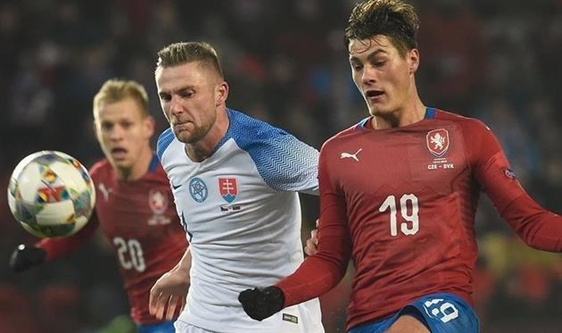 Чехия - Словакия, Getty Images