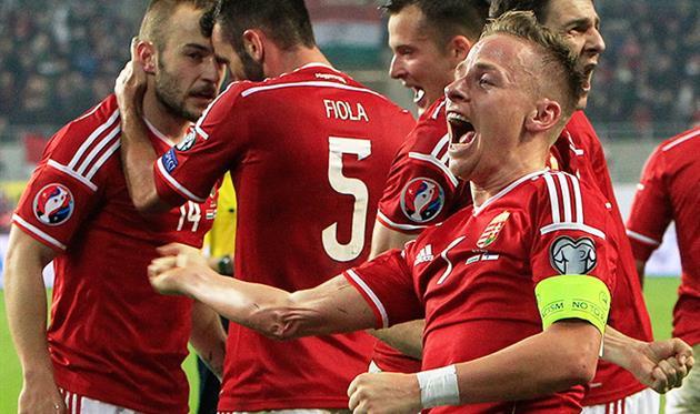 Венгрия обыграла Турцию и вышла в элитный дивизион Лиги наций