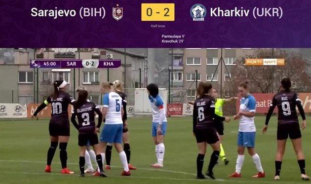 Жилстрой-2 вышел в 1/16 финала женской Лиги чемпионов