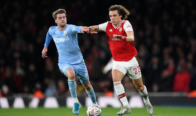 Лидс — Арсенал, Getty Images