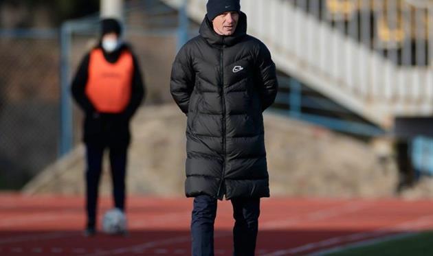 Тренер Днепра-1: Эмоции надо было направить на футбольное поле