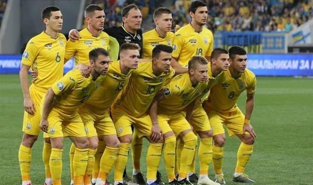УЕФА присудил Украине техническое поражение в матче со Швейцарией