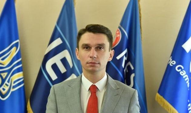 Юрий Записоцкий, фото УАФ