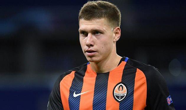 Николай Матвиенко, ФК Шахтер Донецк