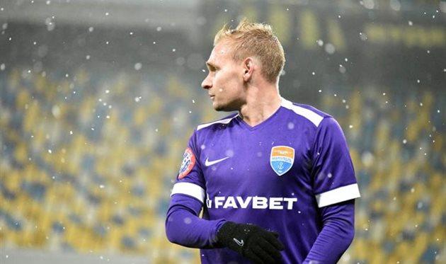 Вячеслав Танковский, ФК Мариуполь