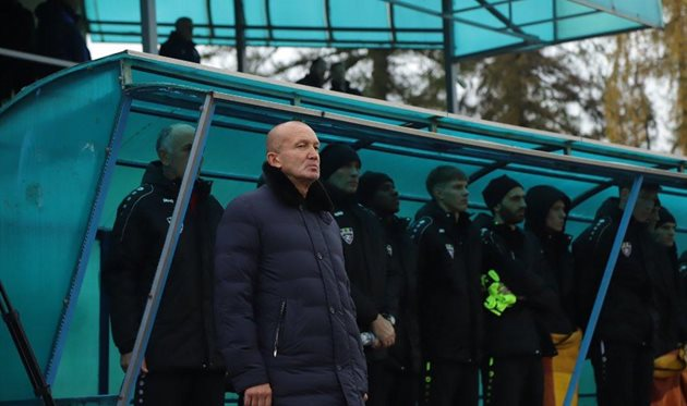Роман Григорчук, фото ФК Шахтер Солигорск