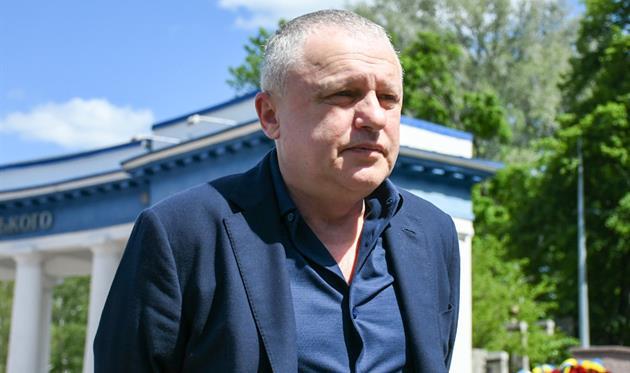 IGOR SURKIS, FC DYNAMO KIEV