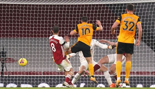 Арсенал — Вулверхэмптон, Getty Images