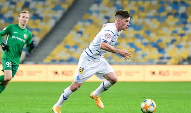 Беньямин Вербич, фото ФК Динамо Киев