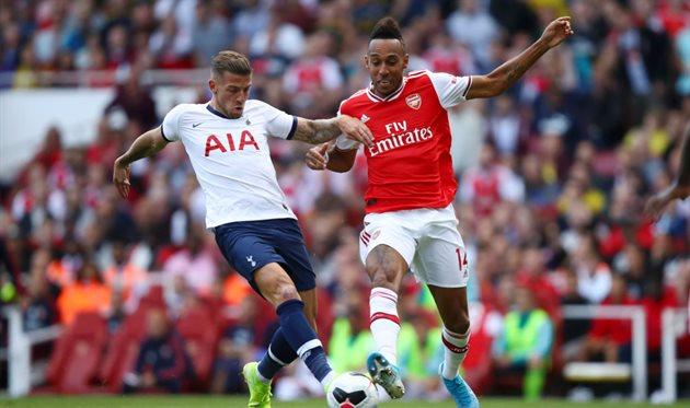 Тоттенхэм — Арсенал, Getty Images